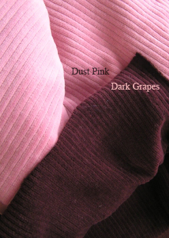 Knit jersey fabrics