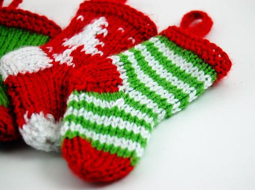 Mini Stocking Ornaments 04