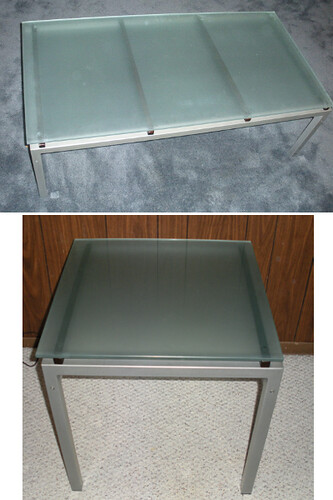 coffee table & end table set - SOLD