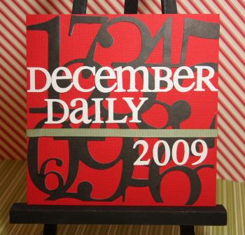 December 2009 album cover