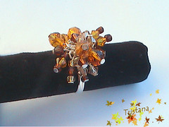 anillo colgante topaz (Tristana Artesania) Tags: anillos