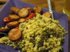 Lentil Rice Pilaf small