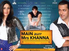 Main Aur Mrs Khanna poster