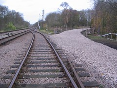 GCR junction, November 2009