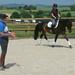 Robert Pickles at Hoplands Equestrian Centre