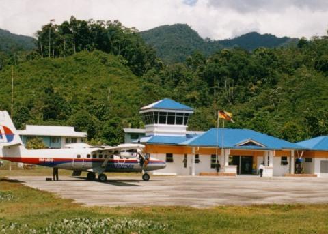 Sân bay Long Lellang