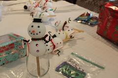 Snowman Assembly Line