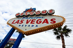 Welcome to fabulous Las Vegas (Hkan Dahlstrm) Tags: las vegas usa sign bay boulevard unitedstates south united famous nevada creative commons cc strip states welcome fabulous mandalay boulderjunction