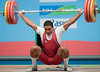 Valladares CUB (Rob Macklem) Tags: china men olympic 2009 lu 85kg olympicweightliftingkoreaworldchampionshipsgoyangcity