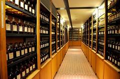 Whisky Library, Suntory Yamazaki Whisky Distillery