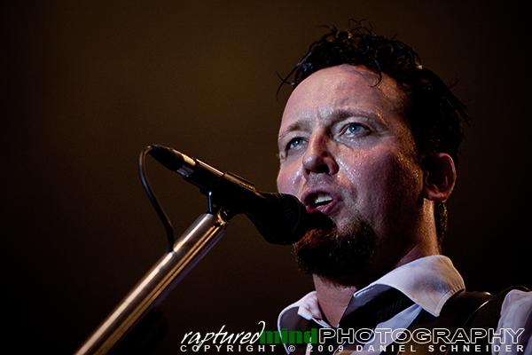 Michael Poulsen - Volbeat - Summer Breeze Open Air 2009