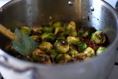 browning brussels and pancetta