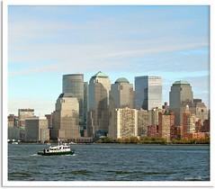 New York 2009 - World Financial Center