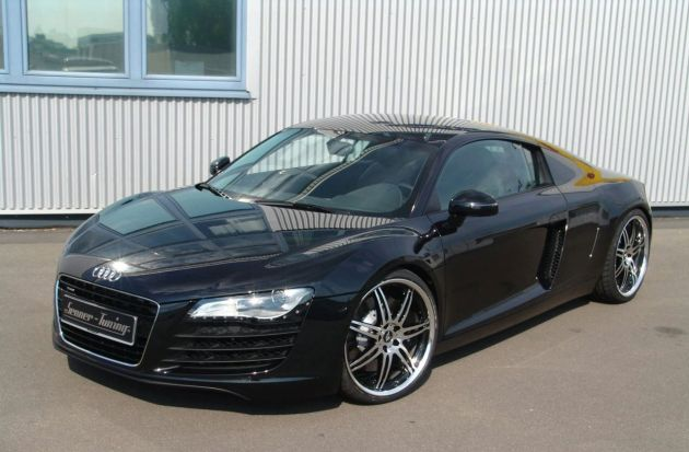 Super Sport Concept by Senna Tuning Based on Audi R8