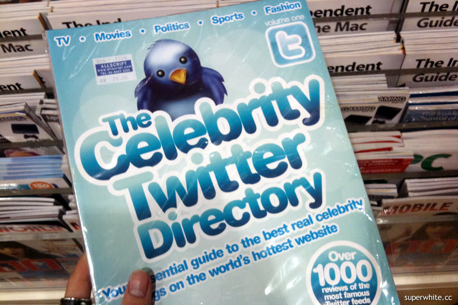 The Celebrity Twitter Directory