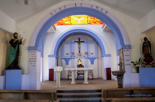 Iglesia de San Lucas, Cabo San Lucas
