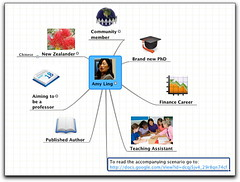Amy Ling - Professional ePortfolio Scenario