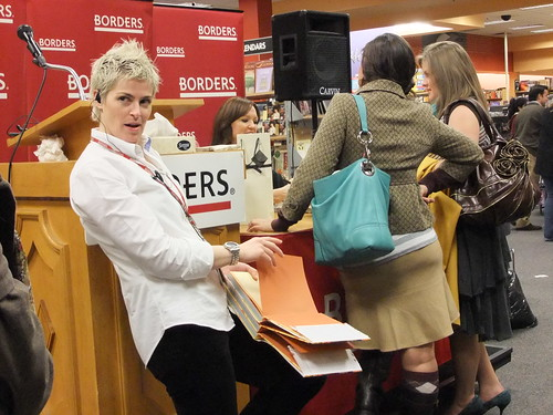 Pioneer Woman Booksigning