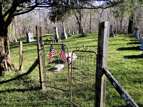 Rothrock Family Cemetery