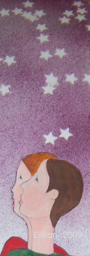 Star gazing detail - EWian
