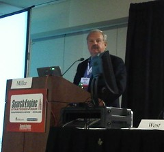 Ted West presenting at SES Chicago 2009