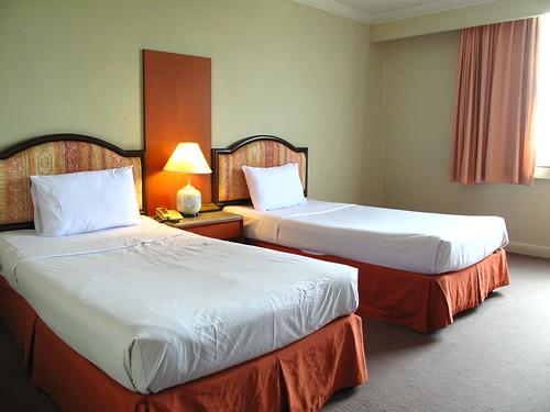 IMG_5644 Deluxe Room, Lee Garden Plaza Hotel , Hatyai,双人房