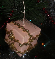 Christmas Ornament from one Grandma or another