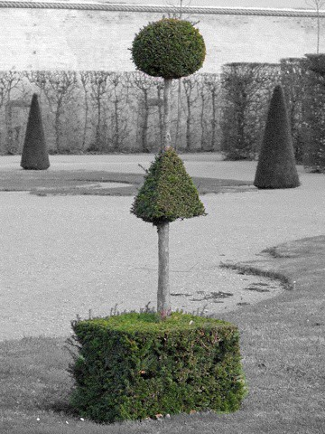 Topiary, Vienna