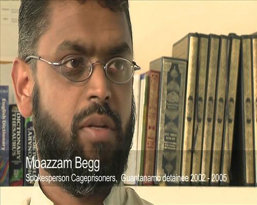 Guantánamo Moazzam Begg