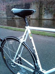 Randonneur 105 White Brooks B17 Saddle