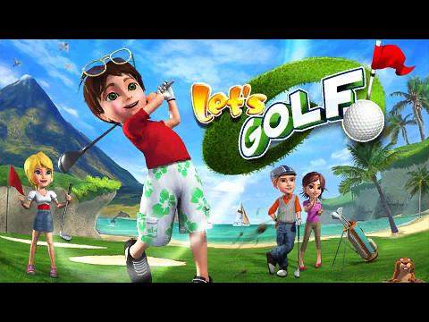 Let's Golf (minis)