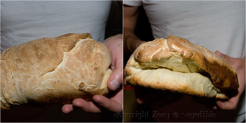 How not to bake bread