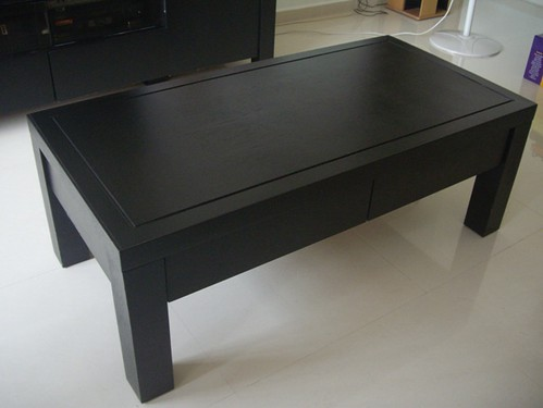 As NEW Coffee Table (solid wood) - $280