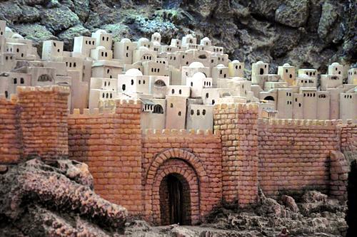 arabic-city