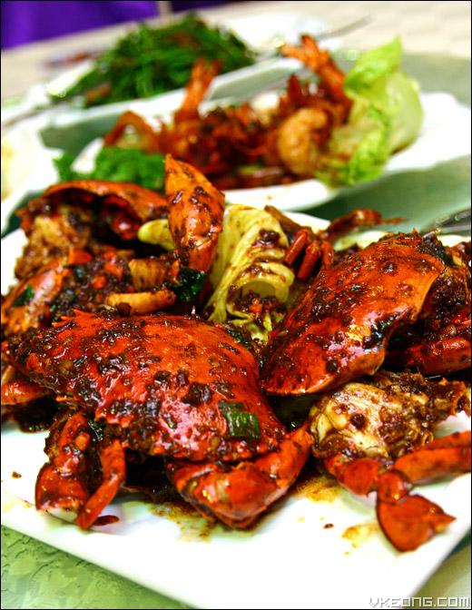 kam-heong-crab
