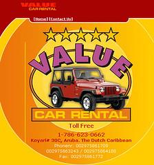 Aruba Jeep rental done right!