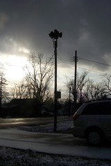 Federal Signal STL-10 siren West Seneca, New York (carexpertandy) Tags: county new york ny west sign fire buffalo air civil and erie raid signal federal defense siren seneca stl10