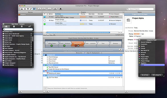 4226867607 99e920b5ca o 50 Mac Apps With Well Designed & Sexy Interfaces