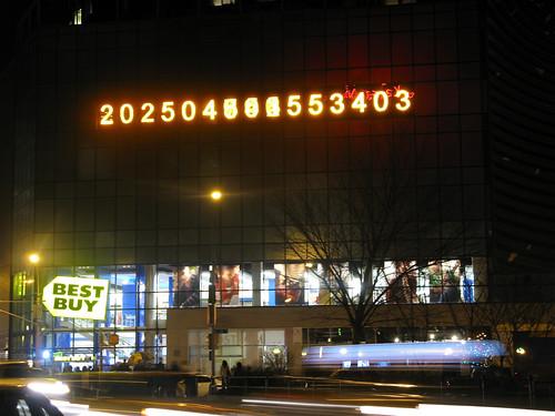 The Passage, Union Sq Clock, 2