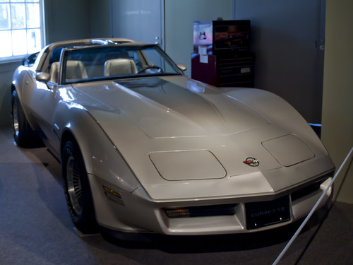 Corvette 1982 Collector Edition