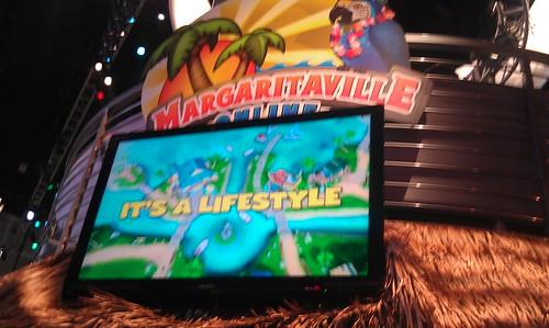 Margaritaville Online E3 2011