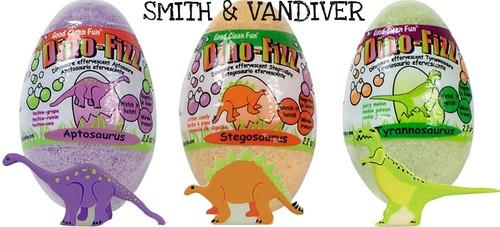 SMITH & VANDIVER Dino-Fizz