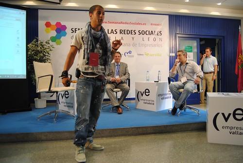 Semana de las Redes Sociales de Castilla y León - sesión 5