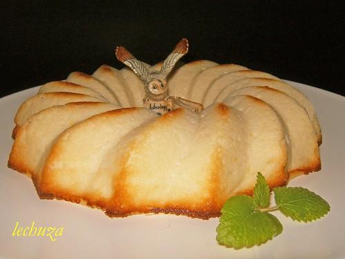 Pastel de queso-entero