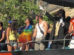 PRIDE BARCELONA 2009 (mertxines) Tags: michaeljackson lobezno pridebarcelona