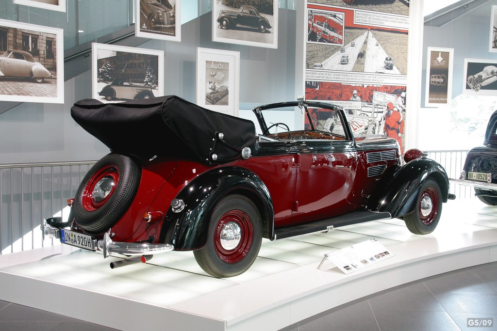 The World S Best Photos Of Automobilmuseum And Horch Flickr Hive Mind