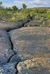 Lava Flats Fissure