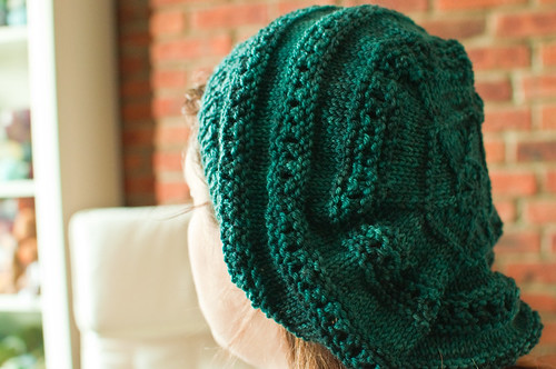 Stella Hat - FINISHED!