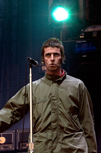 Oasis - Heaton Park - 04 June 2009 © native photography