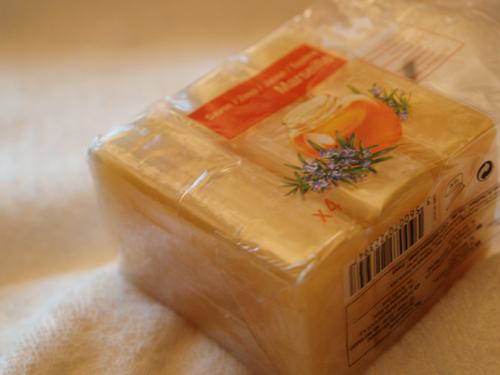 蜂蜜迷迭香法國馬賽香皂